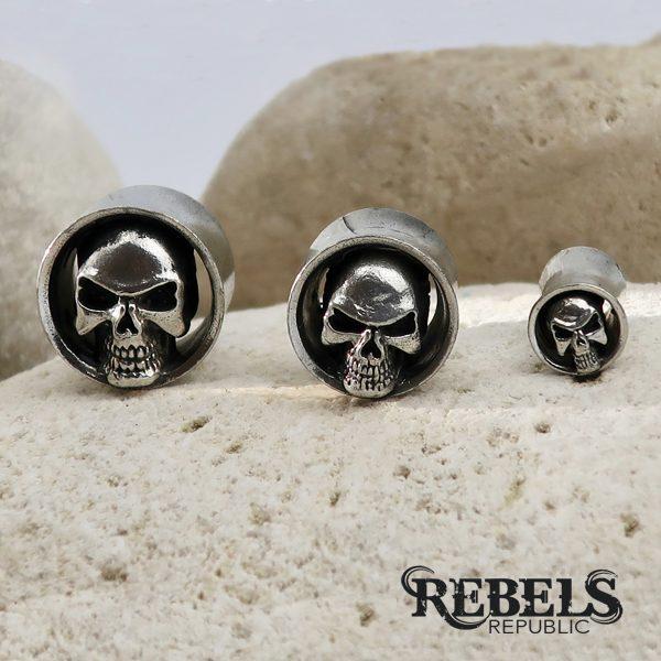 Skull Plugs