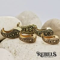 Paisley Tribal Plugs