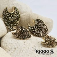 Ornate Tribal Plugs