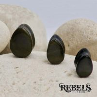 Golden Obsidian Plugs