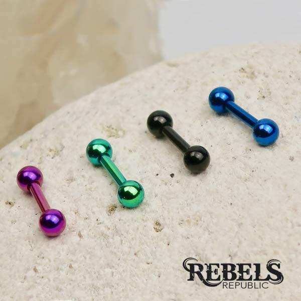Colourline Nipple Barbell