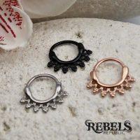 Asha Septum Ring