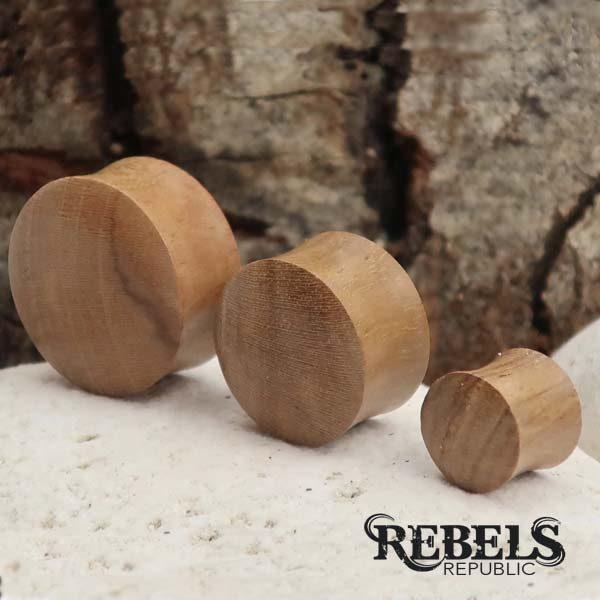 Olive Wood Plugs