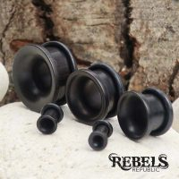Black Arang Wood Tunnels