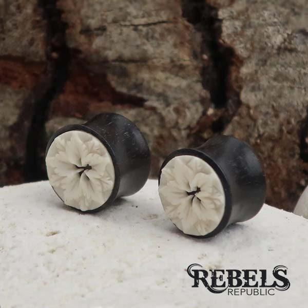 Jasmine Wood Plugs