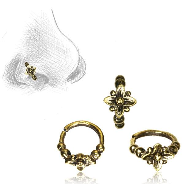 Jasmine Nose Ring