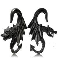 Gothic Dragon Ear Hanger