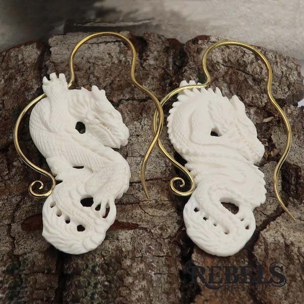 Serpentina Earrings