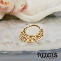Adara Septum Ring