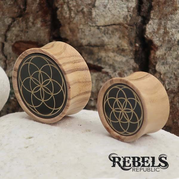 Matrix Wood Plugs