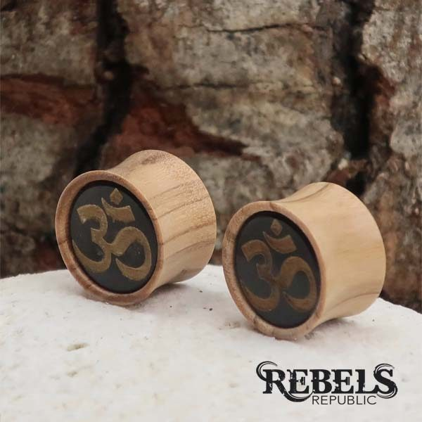 O Ohm Wood Plugs