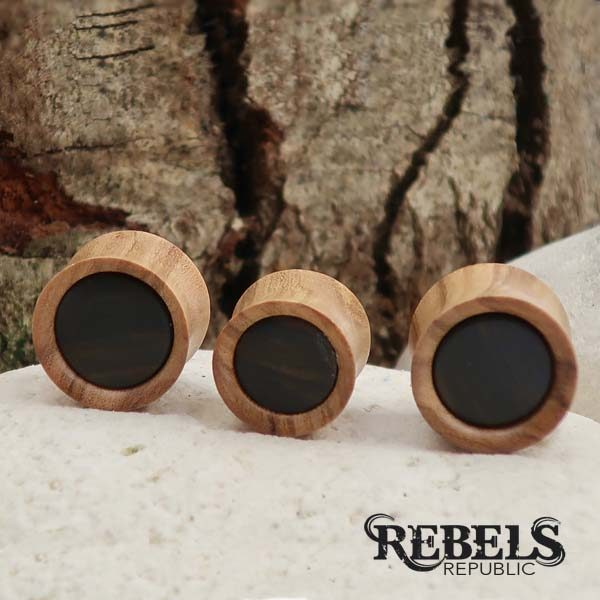 Olives Son Wood Plugs