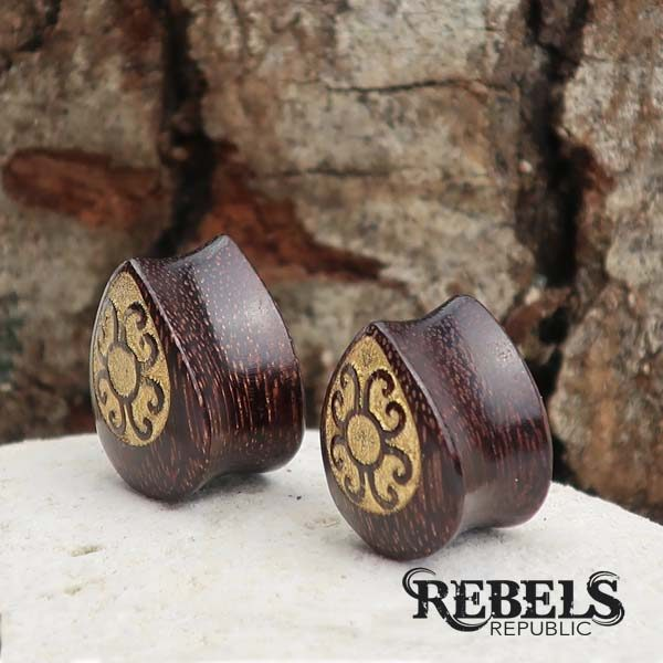 Kali Wood Plugs