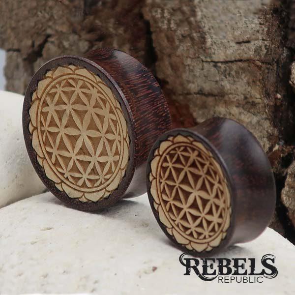 Florin Wood Plugs