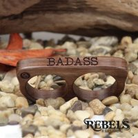 "Custom ""Badass"" Ring"