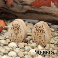 Cicada Ovals Plugs