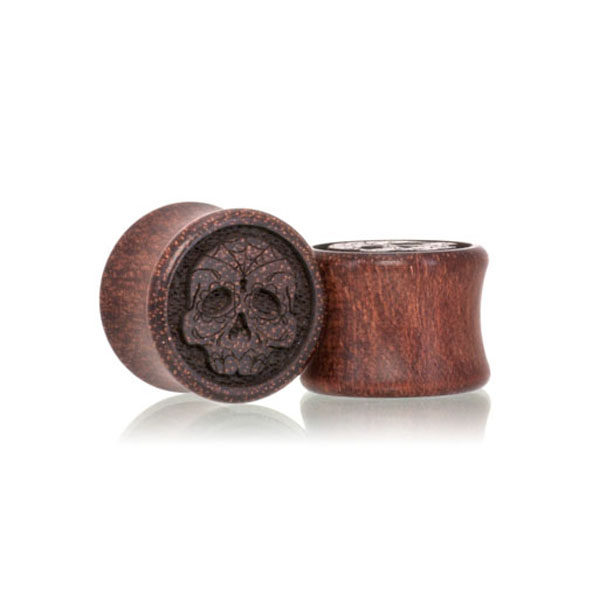 Day of the Dead - Custom Plugs