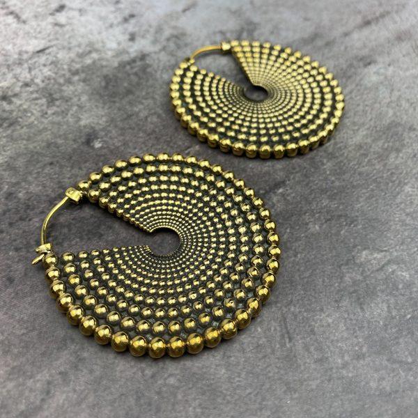 Kaleidoscope Earrings