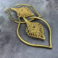 Kavadi Earrings