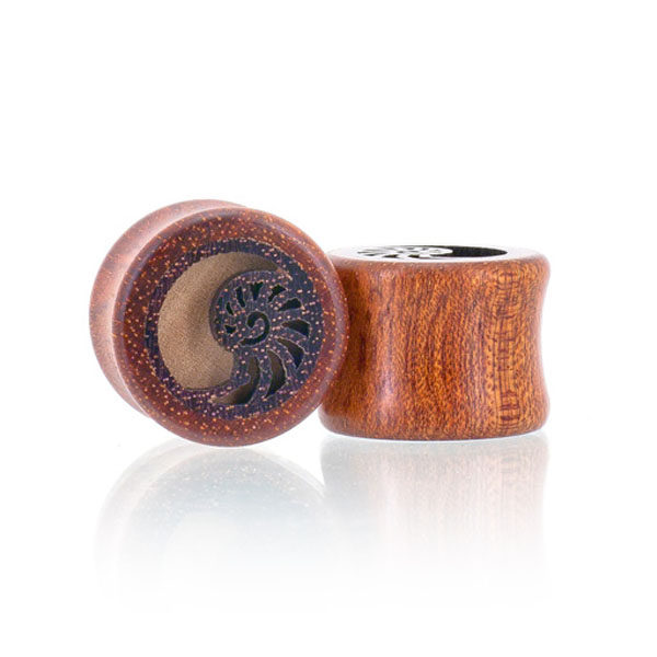 Nautilus Shell - Custom Plugs