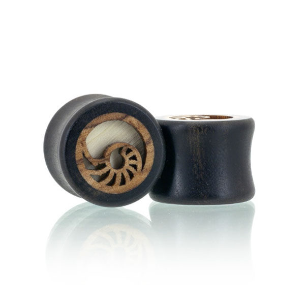 Nautilus Shell Custom Plugs