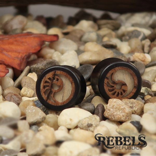 Nautilus Shell Plugs