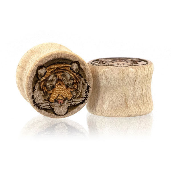 Tiger Custom Plugs