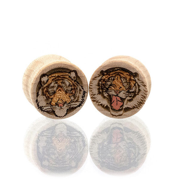 Tiger - Custom Plugs