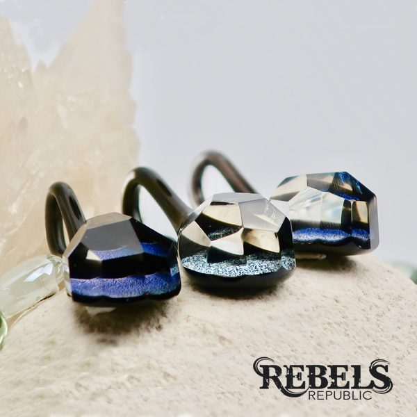 Bling Lagrimas Ear Weights