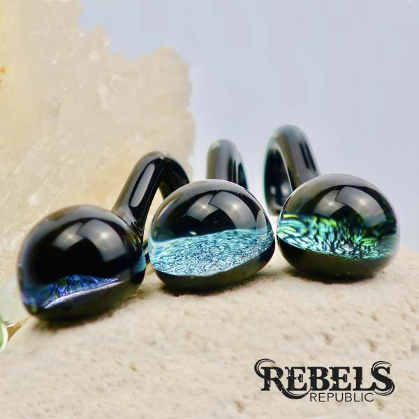 Dichroic Lagrimas Ear Weights