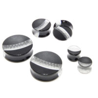 Hybrid Concave Custom Plugs
