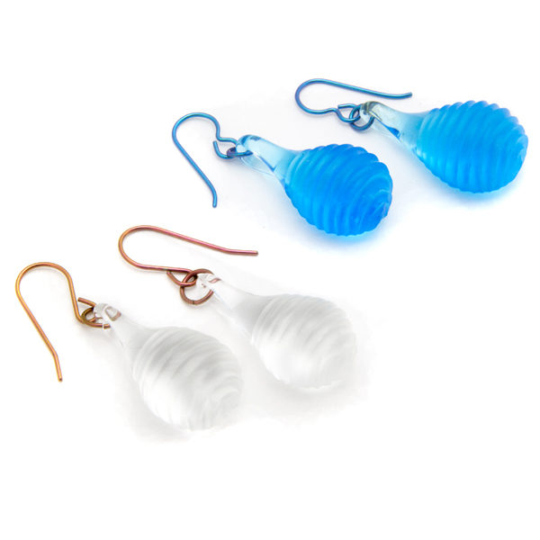 Simple Swerve Earrings - Order