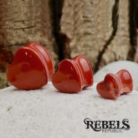 Queen Of Hearts Plugs