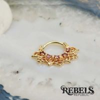 Dhalia Septum Ring