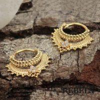 Sheba Septum Ring