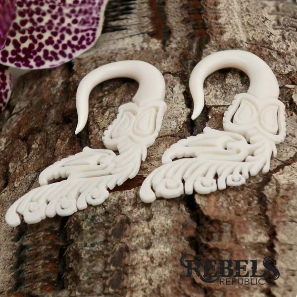 Mayura Buffalo Bone Weights