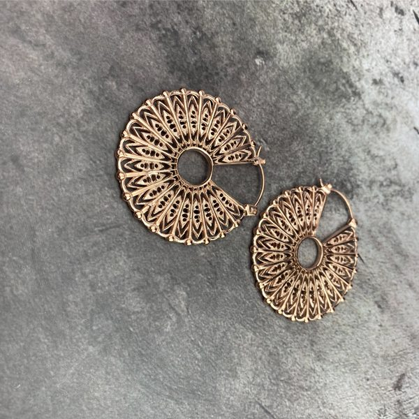 Cloak Earrings