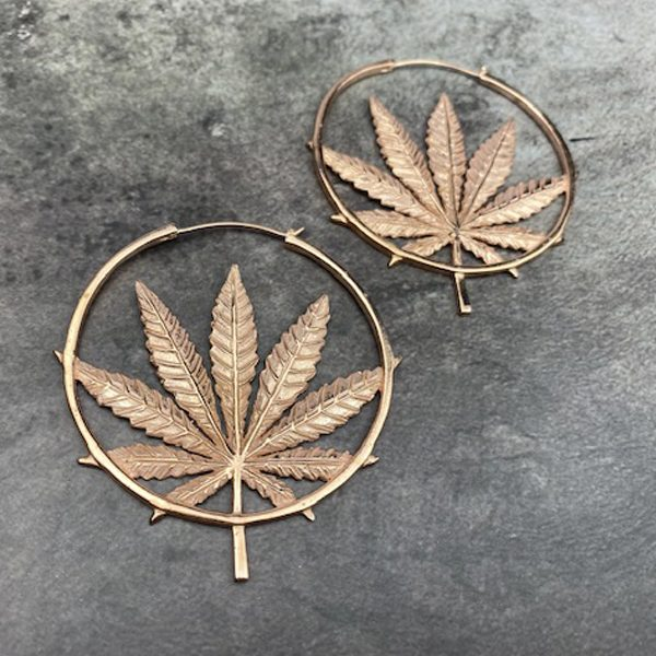 Sativa Earrings