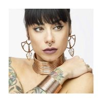 Teardrop Septum Clicker