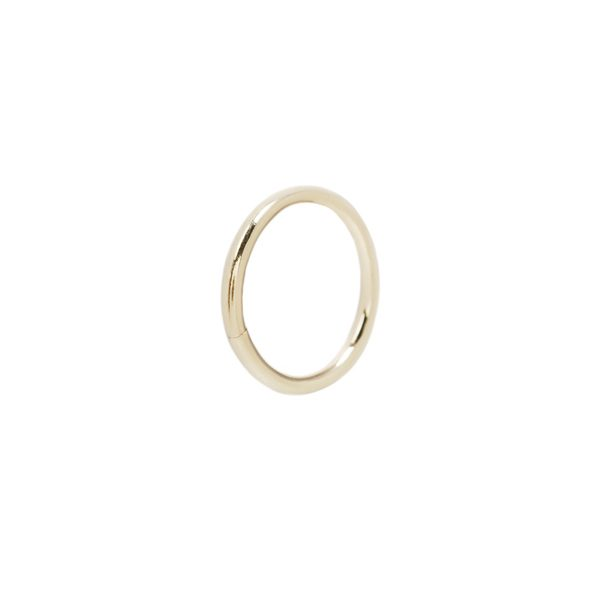 Gold Seamless Ring